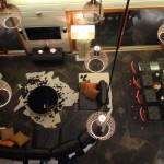 Olohuone ja ruokailutila